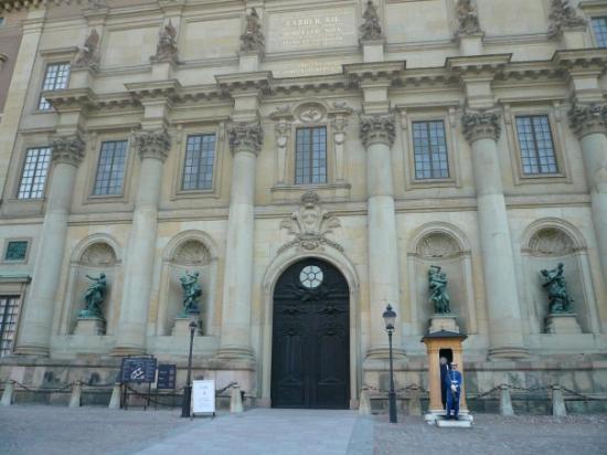 พระราชวังหลวง: Royal Palace, Stockholm