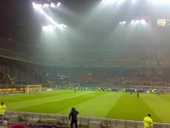 Stadio Giuseppe Meazza (San Siro): inside the San Siro