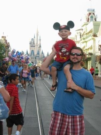 เมจิก คิงดอม: John and Brennigan at Magic Kingdom