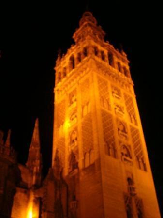 เซบียา, สเปน: La giralda ...de cuando nuestros padres iban a Andalucía de viaje de novios...