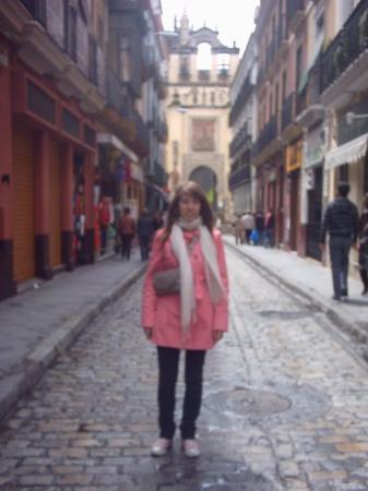 เซบียา, สเปน: Al fondo la puerta del perdón