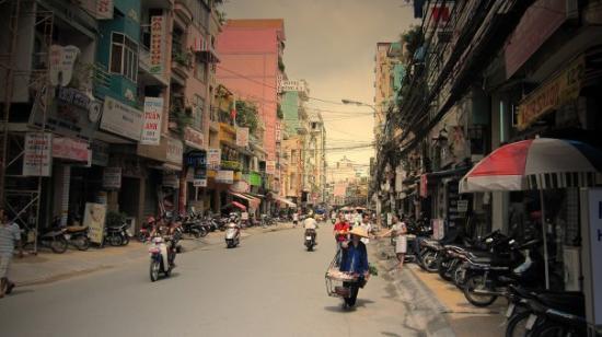 โฮจิมินห์ซิตี, เวียดนาม: Pham Ngu Lao