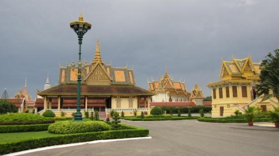 พระราชวังหลวง: Royal Palace, Phnom Penh