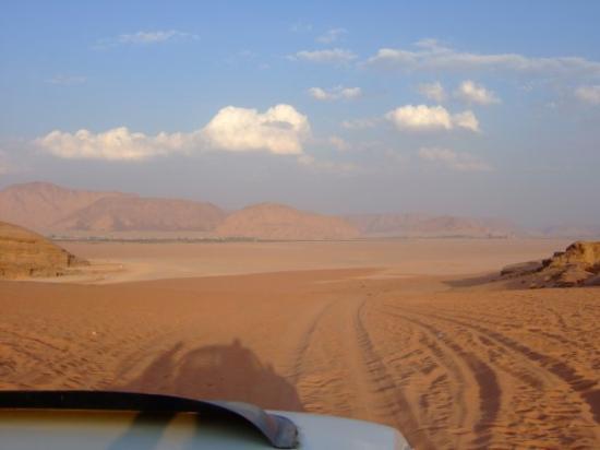 Wadi Rum ภาพถ่าย
