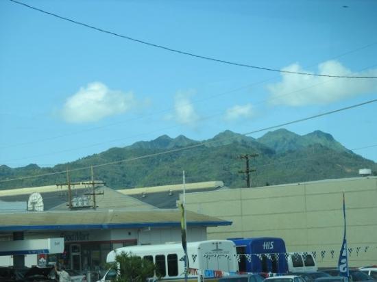 ไดมอนด์เฮด: the mountains