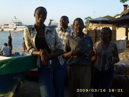 แซนซิบาร์, แทนซาเนีย: Uganda tiimi