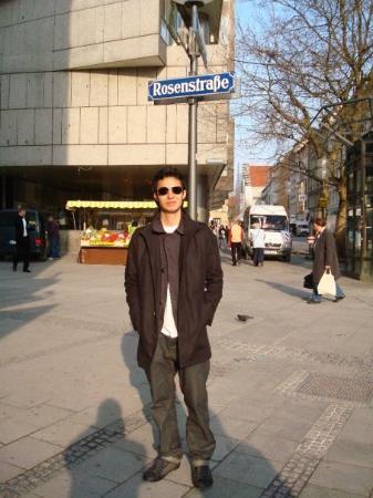 มาริเอนแพล็ทซ์: En Alemania