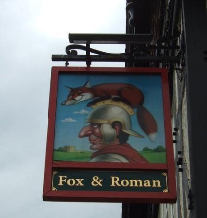 ยอร์ค, UK: One of the 365 pubs in York.