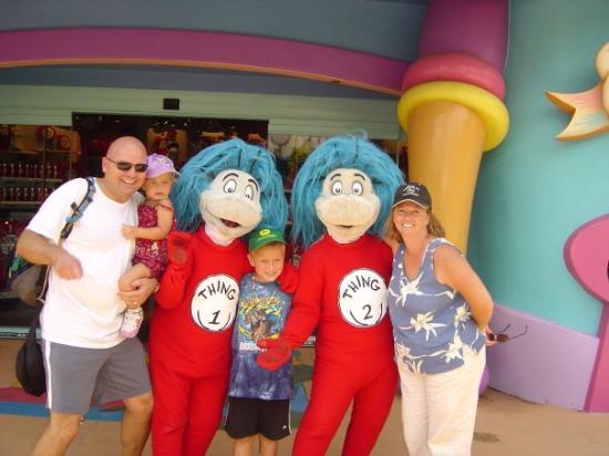 ยูนิเวอร์ซัลส์ ไอส์แลนด์ ออฟ แอดเวนเจอร์: Universal Orlando Florida 2008.