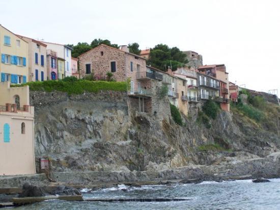 แปร์ปิยอง, ฝรั่งเศส: Collioure