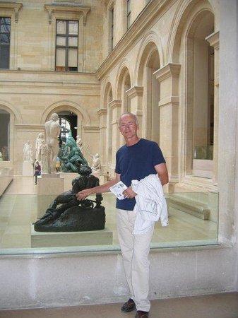พิพิธภัณฑ์ลูฟวร์: @the Louvre