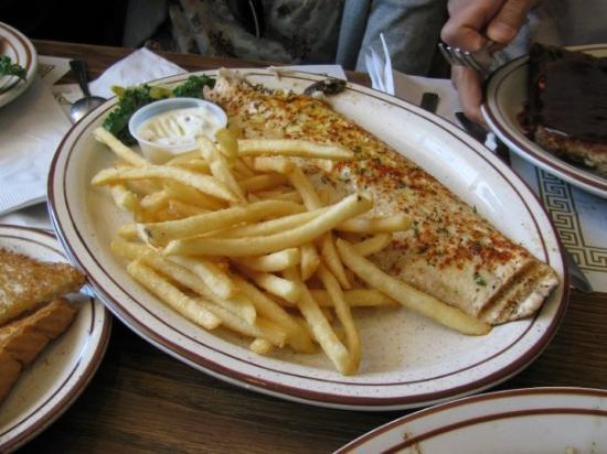 แมกคินนอว์ซิตี, มิชิแกน: White Fish