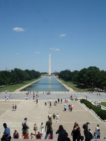 เนชันแนลมอลล์: National Mall - Washington D.C.