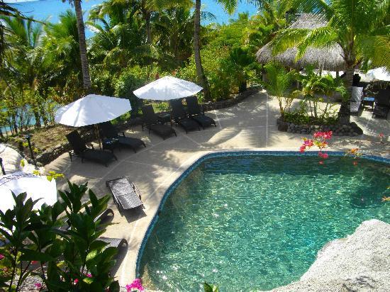 Wananavu Beach Resort: The pool