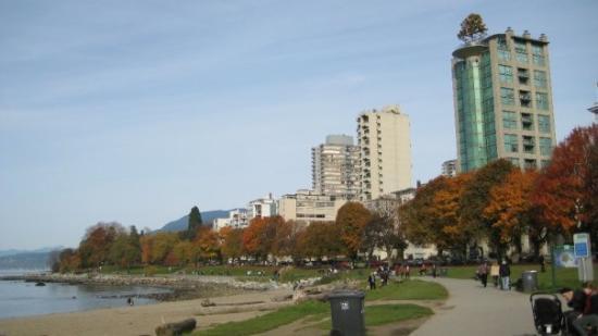 แวนคูเวอร์, แคนาดา: English Bay