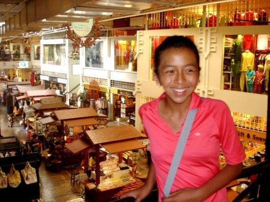 กัวลาลัมเปอร์, มาเลเซีย: Central Market