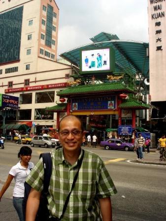 Chinatown - Kuala Lumpur: Petaling Street Chinatown