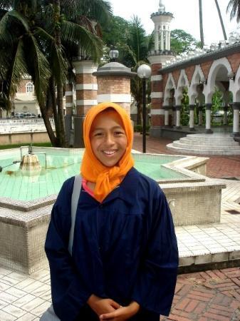กัวลาลัมเปอร์, มาเลเซีย: Masjid Jamek