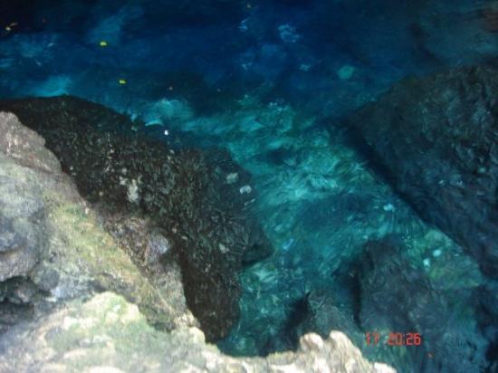 สาธารณรัฐโดมินิกัน: Blue lake