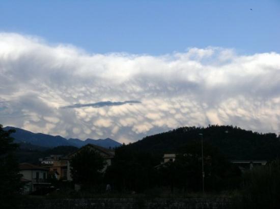 San Donato Val di Comino, อิตาลี: Nuvole I