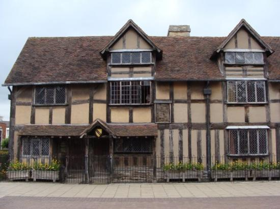 Stratford-upon-Avon, UK: Shakespeare's place