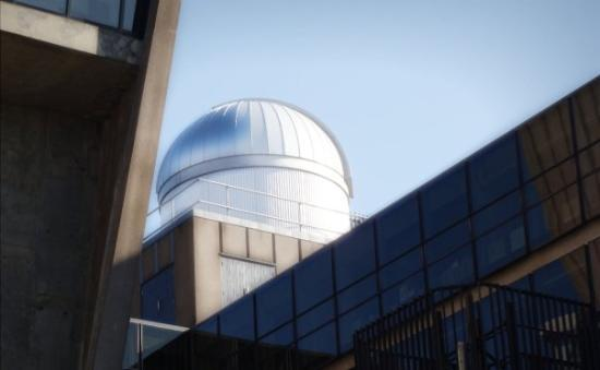 อ๊อกซฟอร์ด, UK: Observatory at the Denys Wilkonson Building