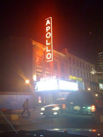 Apollo Theater: New York, État de New York, États-Unis
