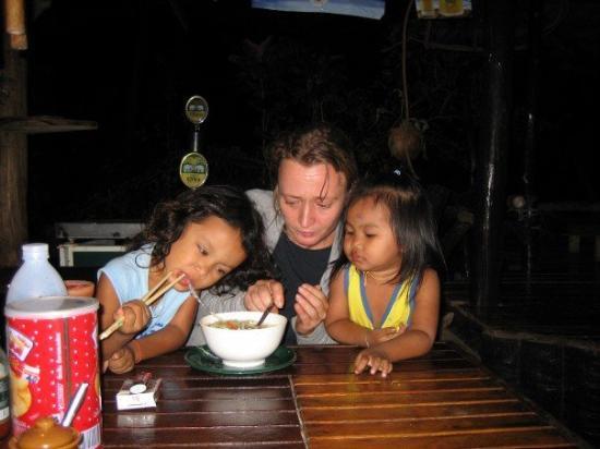 เมืองตราด, ไทย: they like my noodlesoup