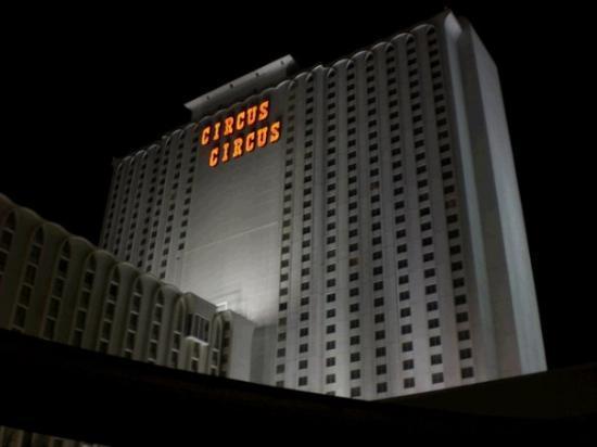 โรงแรมเซอร์คัส เซอร์คัน ลาสเวกัส: My hotel