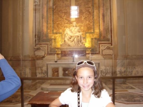 นครวาติกัน, อิตาลี: The Pieta in St. Peter's