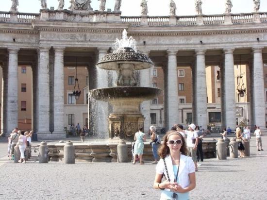 นครวาติกัน, อิตาลี: St. Peter's Square