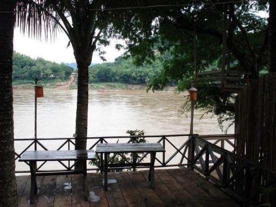 หลวงพระบาง, ลาว: Mekong River, Luang Prabang, Laos