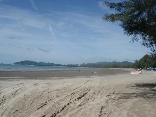 หัวหิน, ไทย: Una spiaggia tutta per me