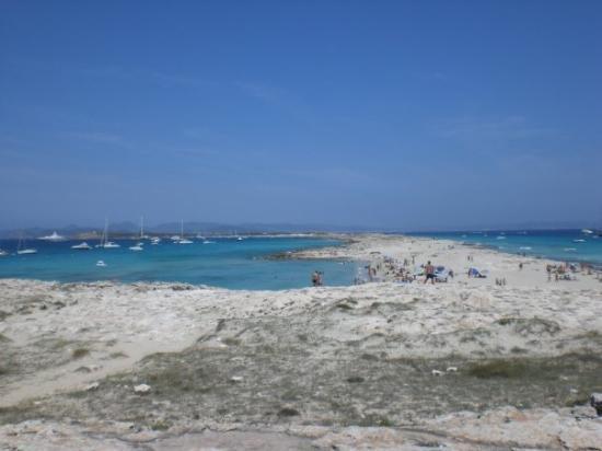 เกาะฟอร์เมนเตรา, สเปน: Formentera