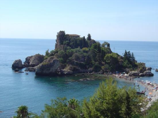 Isola Bella di Taormina - Sicily