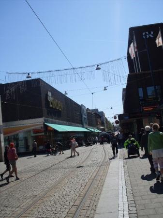 นอร์เชอปิง, สวีเดน: Norrköping May 2009