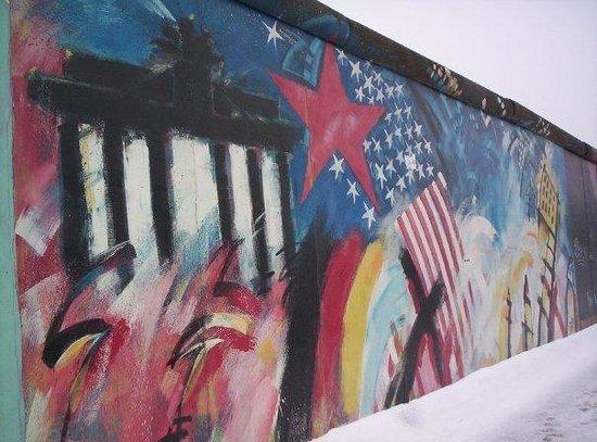 อนุสรณ์สถานกำแพงเบอร์ลิน: Berliner Mauer (Mars 2006)