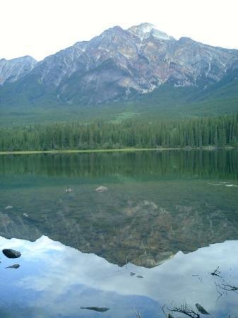 แครนบรูค, แคนาดา: Pyramid Lake, Jasper