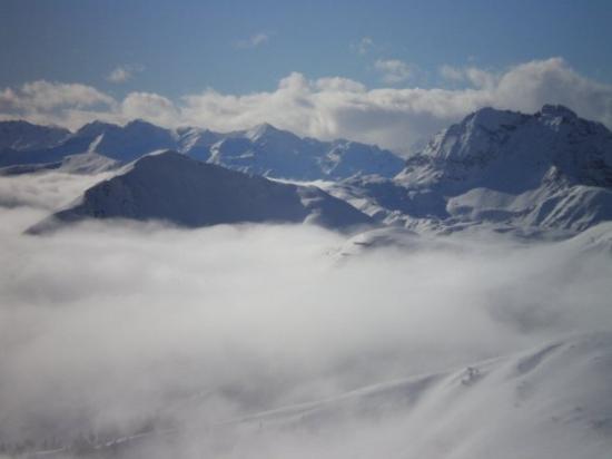 Kitzbuhel ภาพถ่าย