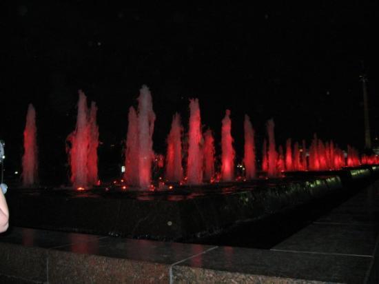 มอสโก, รัสเซีย: Memorial to War Dead