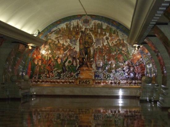 Moskovskiy Metropoliten: Moscow Underground