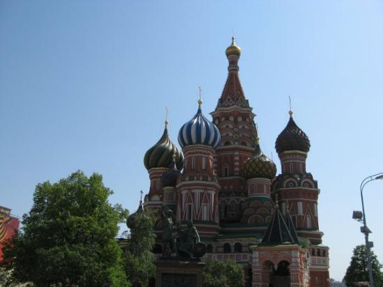 คาเธดราลเซนต์บาซิล: St Basils, Moscow