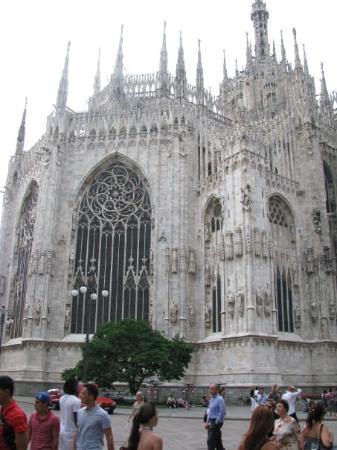 มิลาน, อิตาลี: Duomo Milano