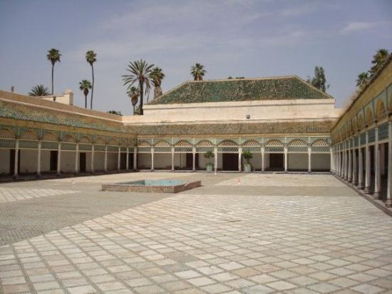 El Badi Palace ภาพถ่าย