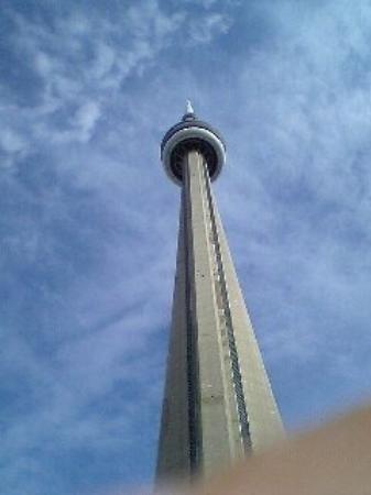 โตรอนโต, แคนาดา: CN Tower in Toronto - Canada - went there too for my 18th birthday