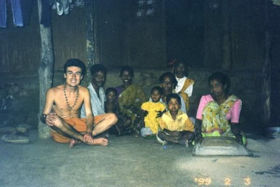 มุมไบ (บอมเบย์), อินเดีย: Ganeshpuri