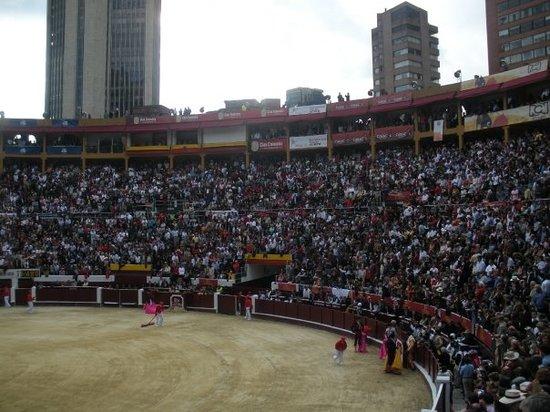 Plaza de Toros Santamaria