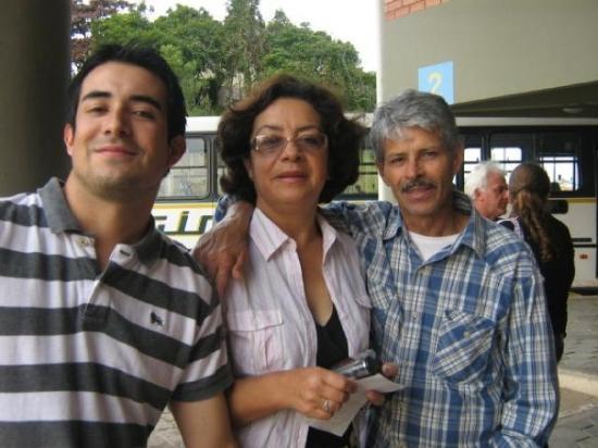 Terminal de Barra Velha vamos camino a Florianopolis