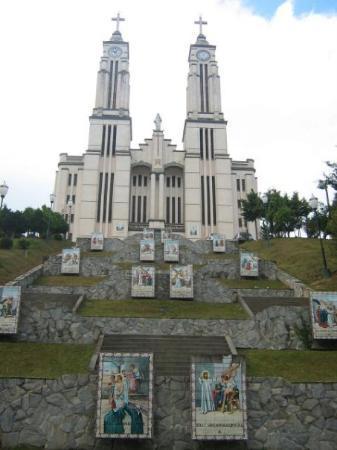 Sao Bento Do Sul: Recorriendo São Bento - Igreja Matriz Puríssimo Coração de Maria