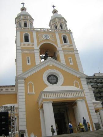 ฟลอเรียโนโปลิส: Recorriendo el centro de Florianopolis - Catedral Metropolitana